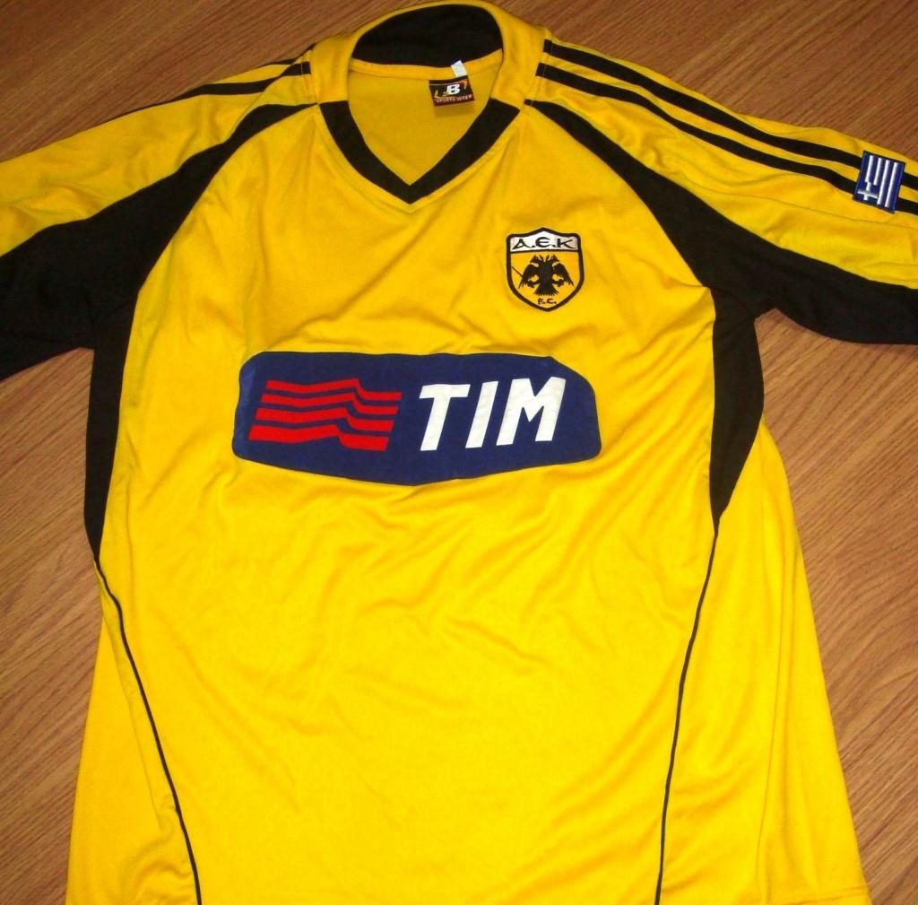 Para alcançar a próxima camisa de futebol ... 51de8378b7e59