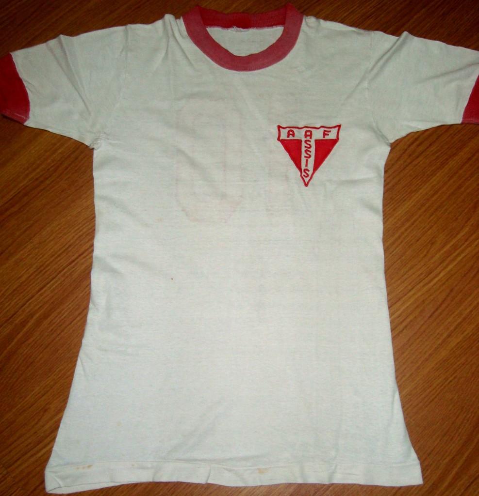 Camisa da AA Ferroviária de Assis