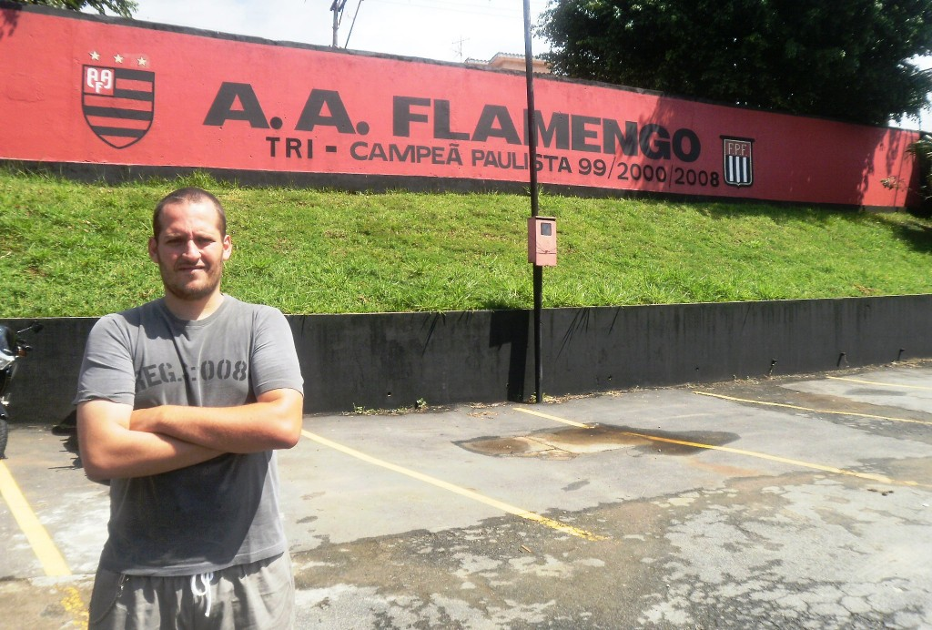 Estádio Antônio Soares de Oliveira - Flamengo de Guarulhos