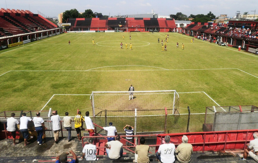 c38f984fcb Estádio Antônio Soares de Oliveira - Flamengo de Guarulhos