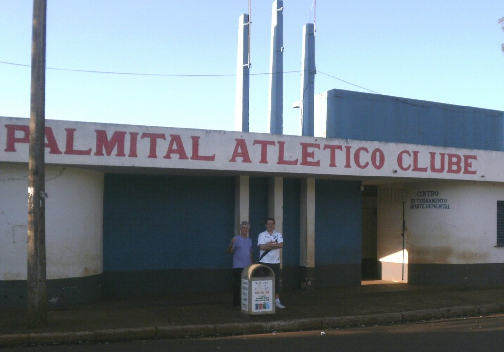 Palmital Atlético Clube - Estádio Manoel Leão Rego